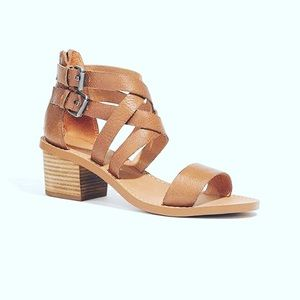 👡Madewell Lora leather sandal👡